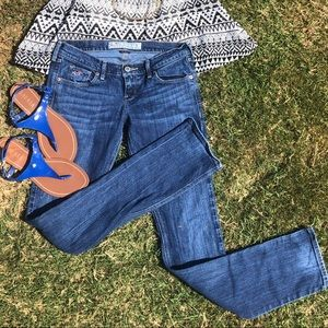 Hollister laguna skinny jeans stretch